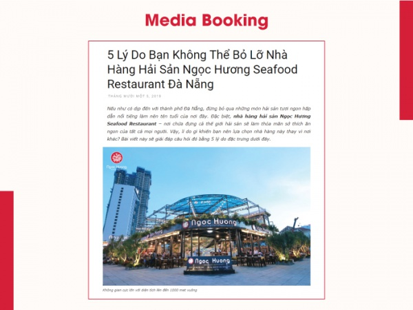 Media Booking