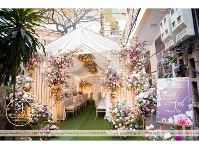 VSS x SONG ANH WEDDING & EVENTS
