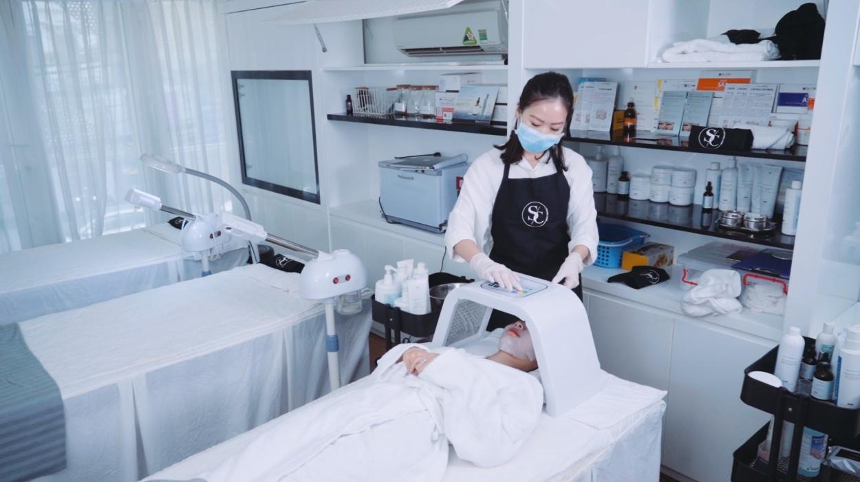 VSS x SKINC TREATMENT VIETNAM