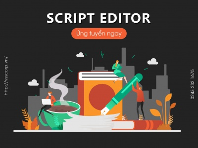 Script Editor - VSS Corporation tuyển dụng