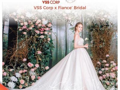 VSS Corp x FIANCE' BRIDAL - Thoát khỏi vỏ bọc tân binh
