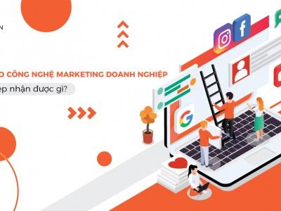 Chuyển giao công nghệ Marketing doanh nghiệp - bạn nhận được gì?
