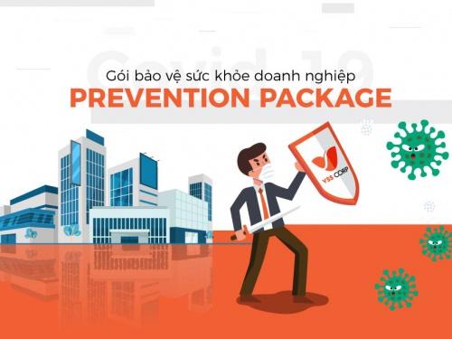 Gói hỗ trợ doanh nghiệp vượt qua khủng hoảng mùa dịch - Prevention Package