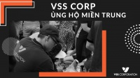 VSS CORP TIẾP SỨC MIỀN TRUNG MÙA LŨ