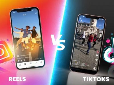 """Reels - """"Lời hồi đáp"""" của Instagram trong cuộc cạnh tranh với Tiktok!"""