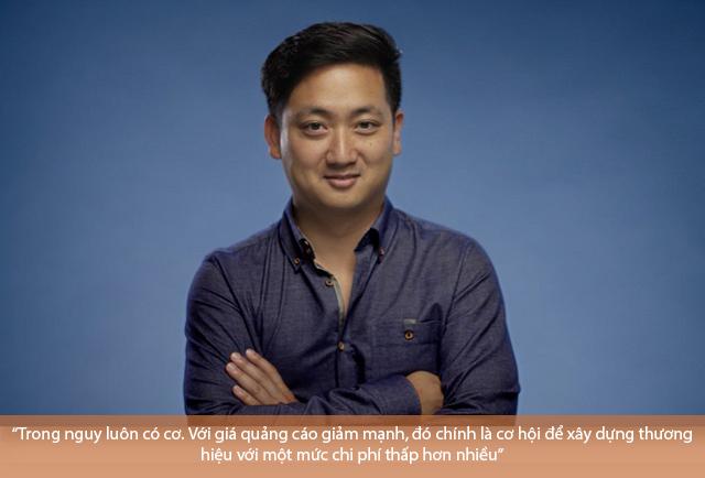 CEONerdWallet,Tim Chen. Ảnh:CNBC