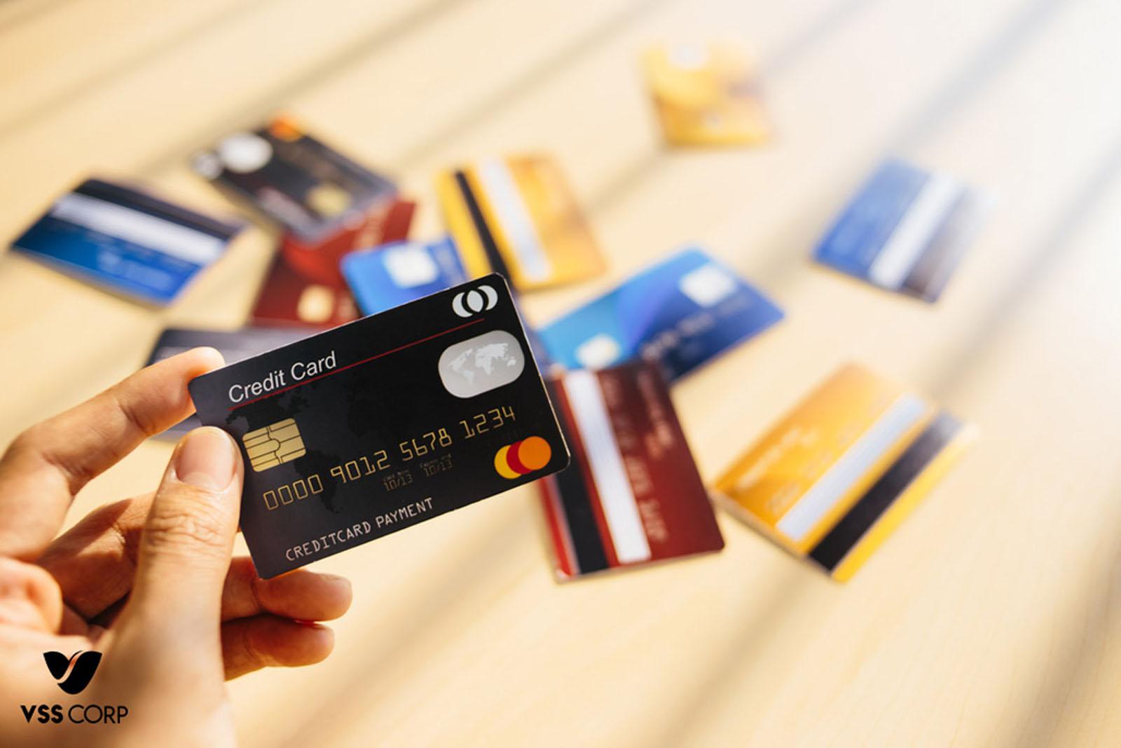 Thẻ visa không phù hợp