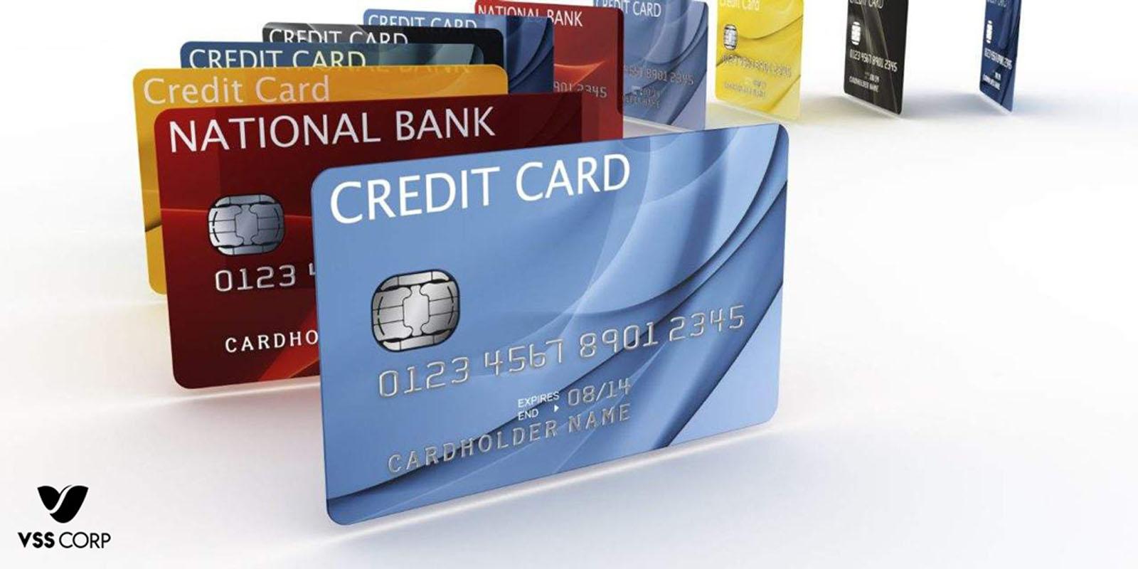 Visa Credit (thẻ tín dụng quốc tế)