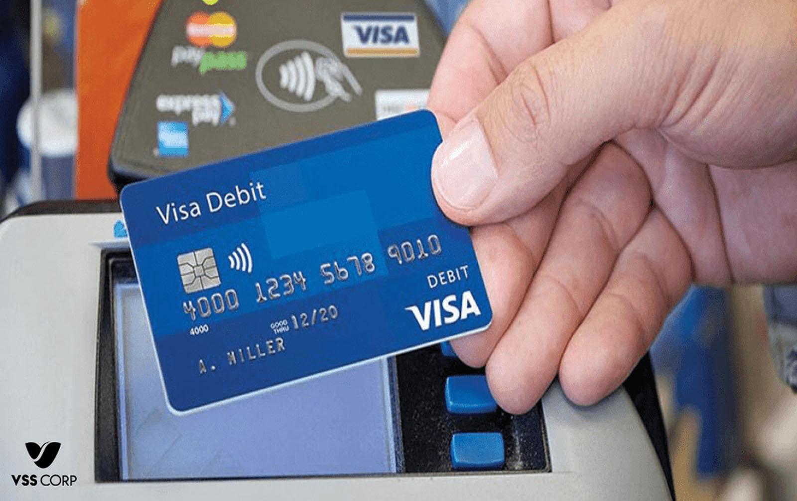 Visa Debit(thẻ ghi nợ quốc tế)