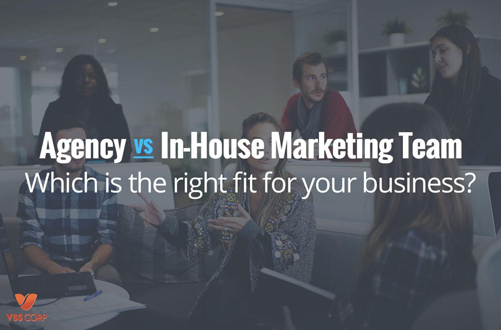"""Marketing agency xuất hiện như một """"cứu cánh"""" cho các công ty trong việc thuê chạy quảng cáo facebook bên ngoài, dường như đang """"lấn át"""" hình thức In house team truyền thống."""