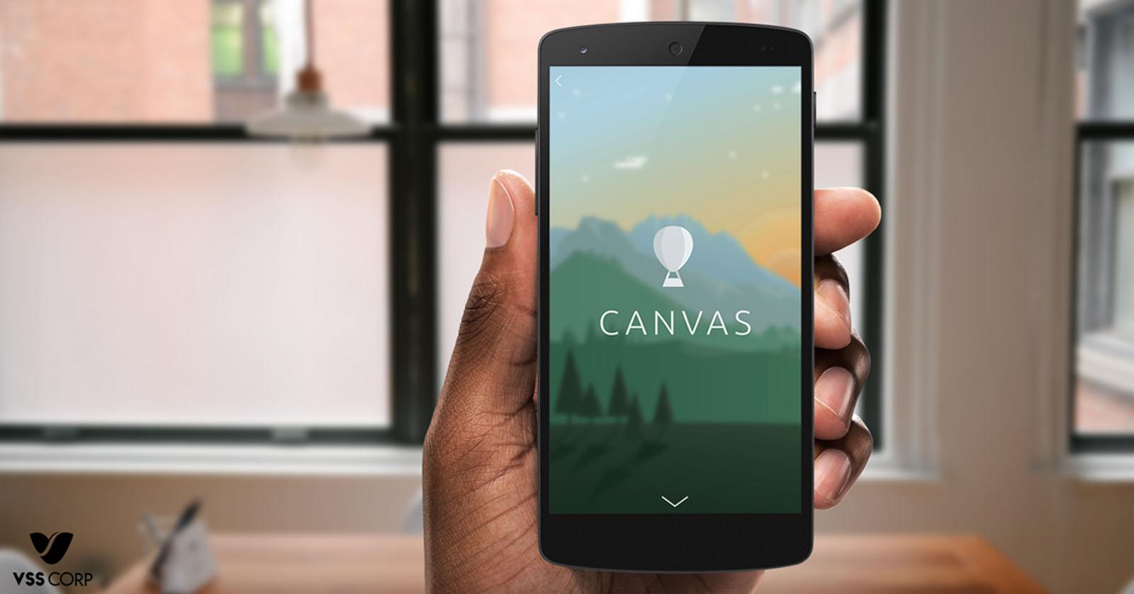 Tạo một quảng cáo Canvas hấp dẫn