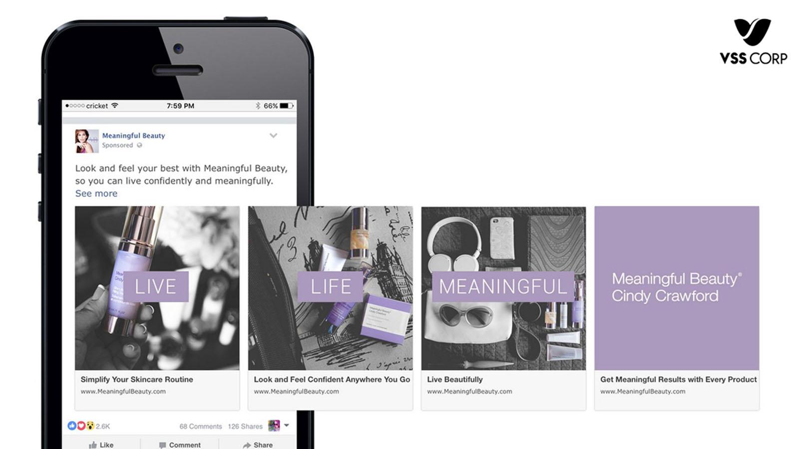 Giới thiệu hình ảnh sản phẩm của bạn bằng quảng cáo Carousel