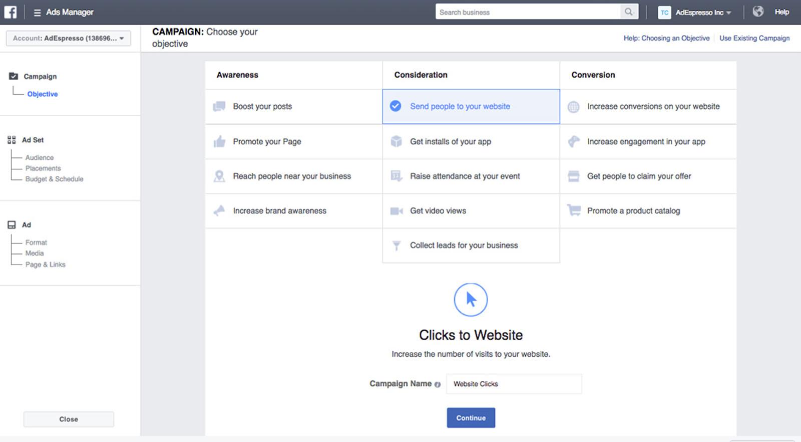 Chạy quảng cáo Facebook hiệu quả với Ads Manager