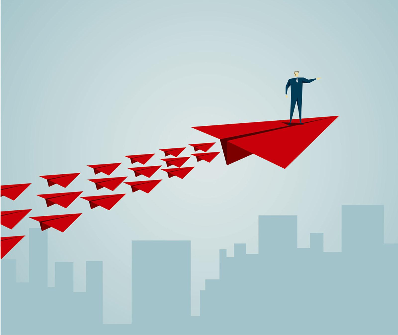 Giai đoạn trưởng thành của sản phẩm/dịch vụ và lượng tìm kiếm tổng thể