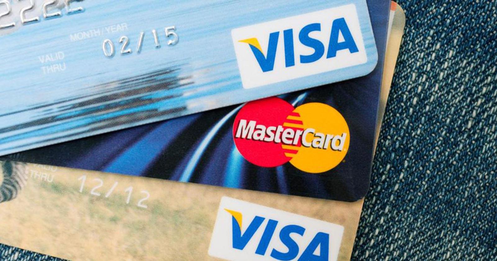 Loại thẻ có thể sử dụng để thanh toán cho Facebook