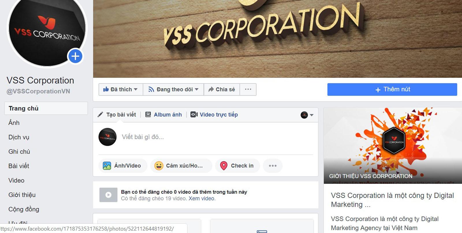Tài khoản chạy quảng cáo trên Facebook
